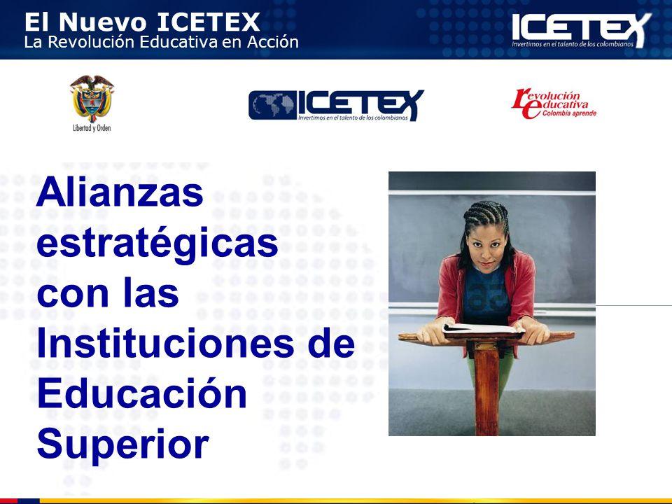 Alianzas estratégicas con las Instituciones de Educación Superior