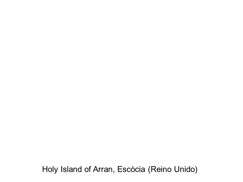 Holy Island of Arran, Escòcia (Reino Unido)