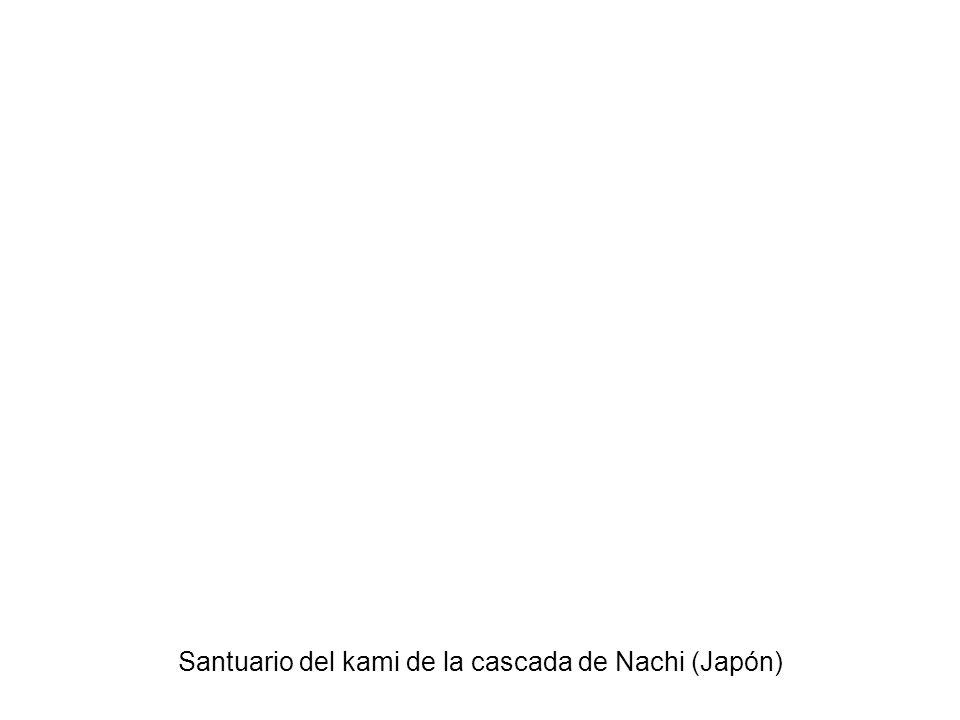 Santuario del kami de la cascada de Nachi (Japón)