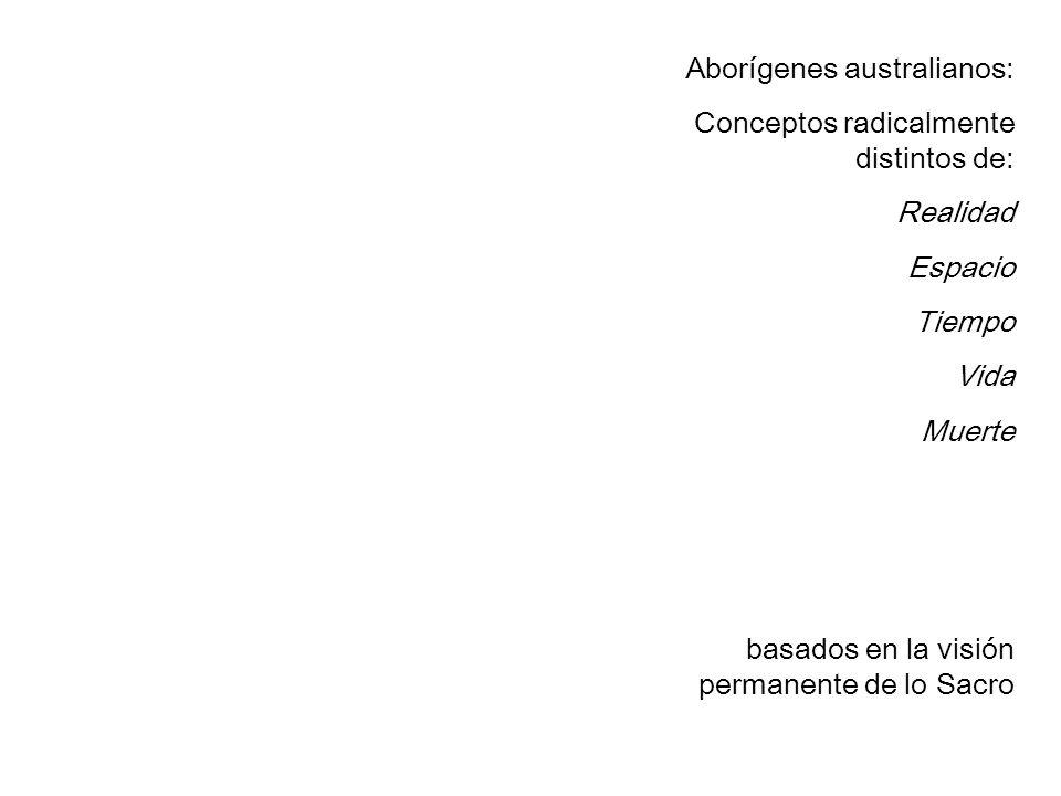 Aborígenes australianos: