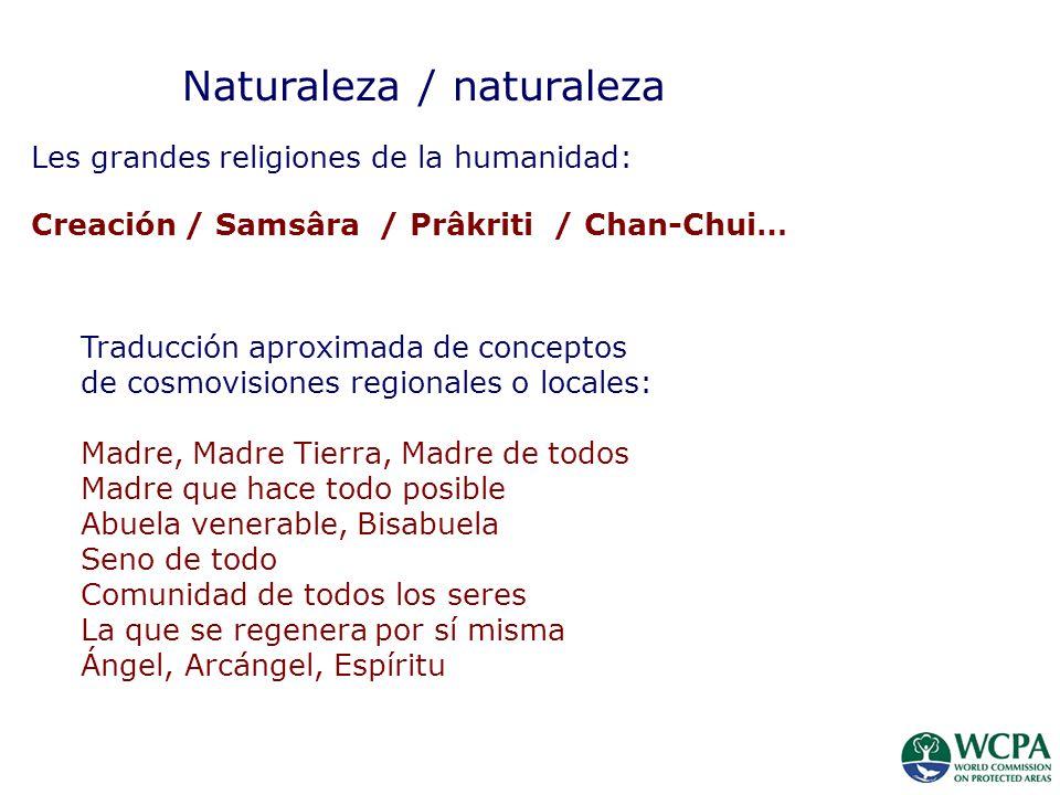 Naturaleza / naturaleza