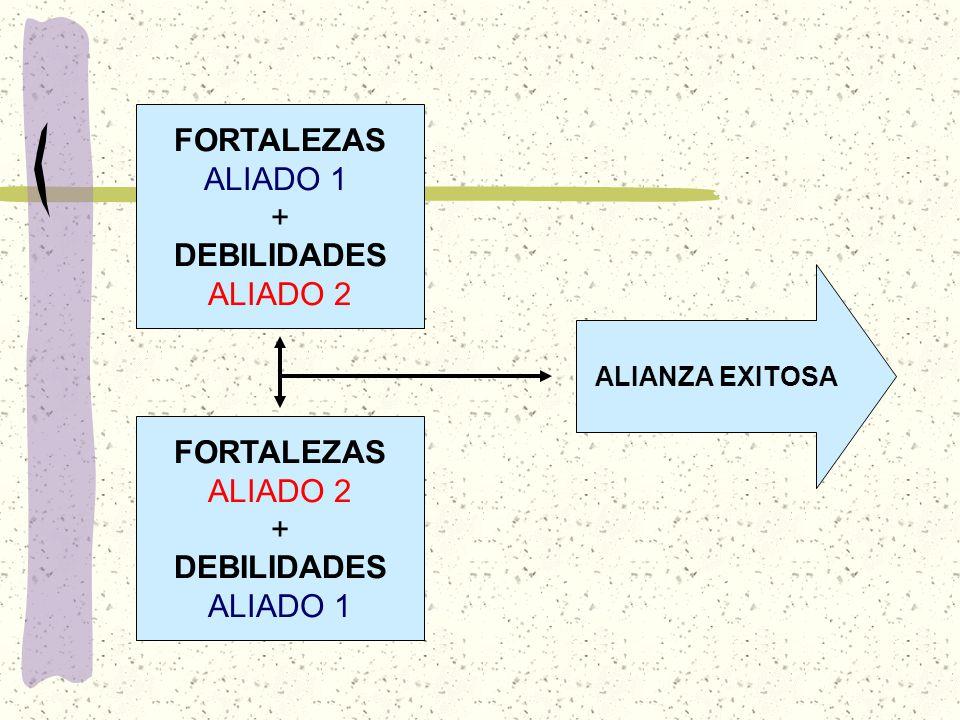FORTALEZAS DEBILIDADES FORTALEZAS DEBILIDADES