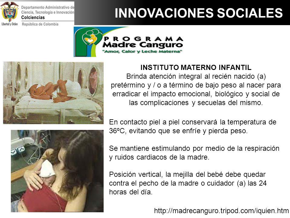 INSTITUTO MATERNO INFANTIL