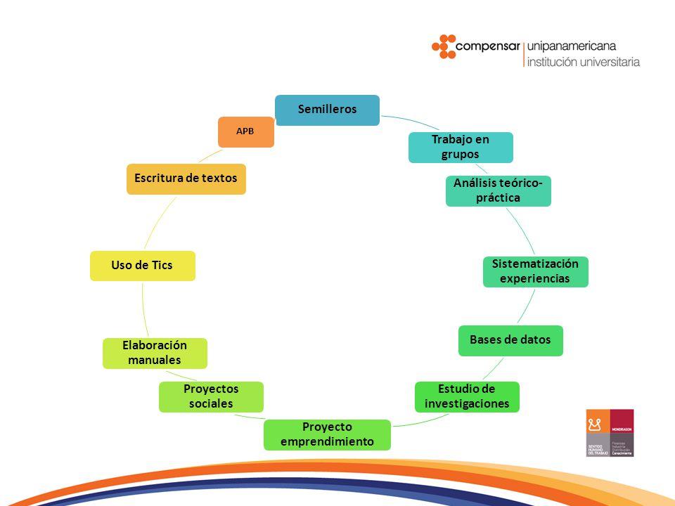 Análisis teórico- práctica Sistematización experiencias Bases de datos