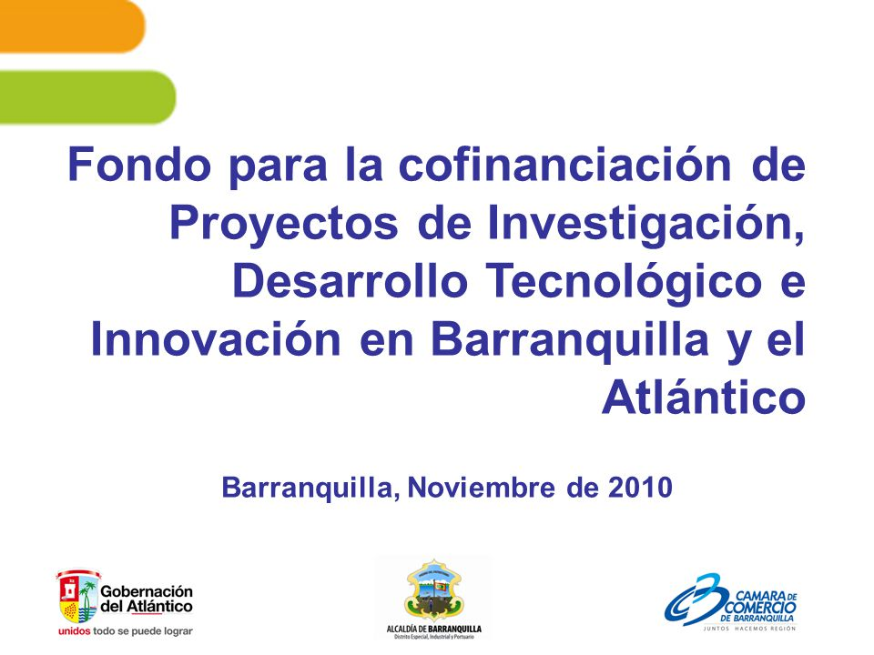 Barranquilla, Noviembre de 2010