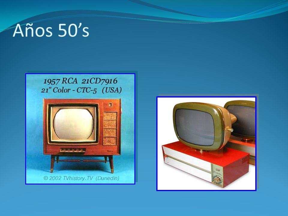 Años 50's