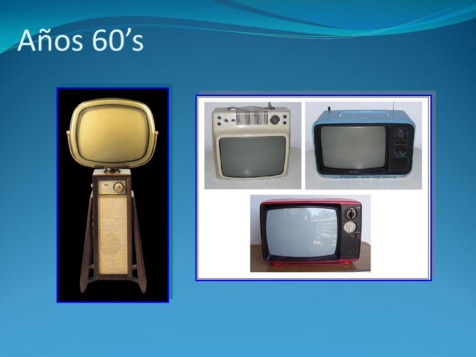 Años 60's