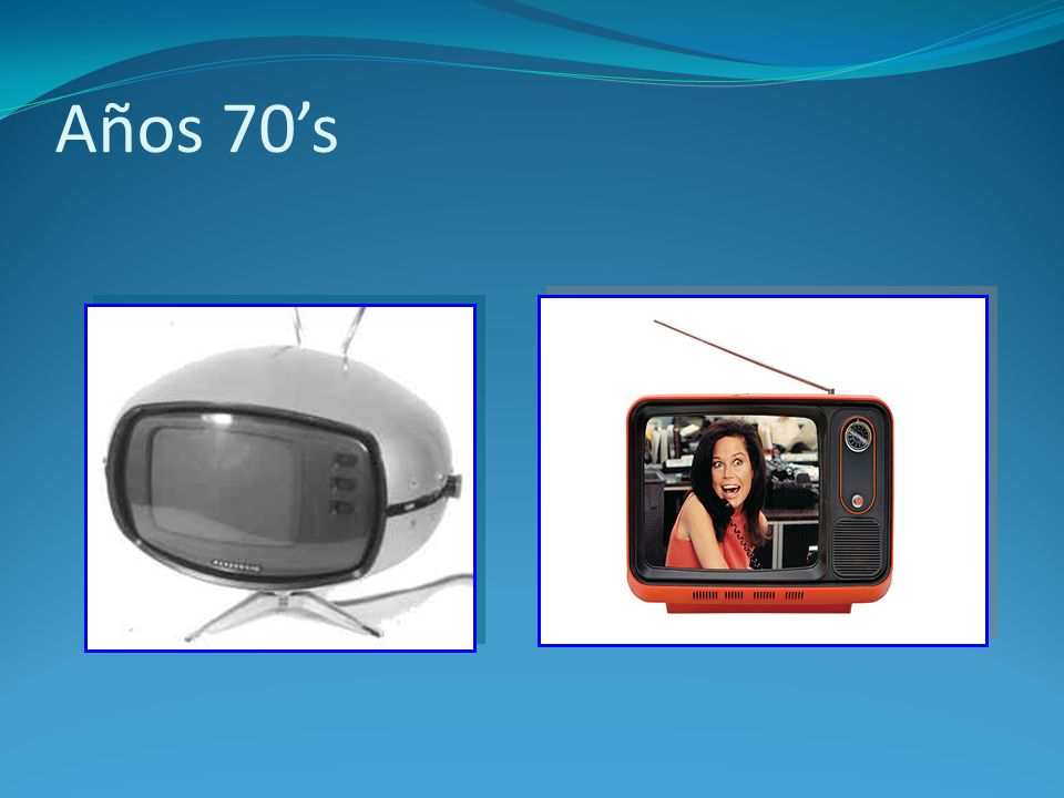 Años 70's