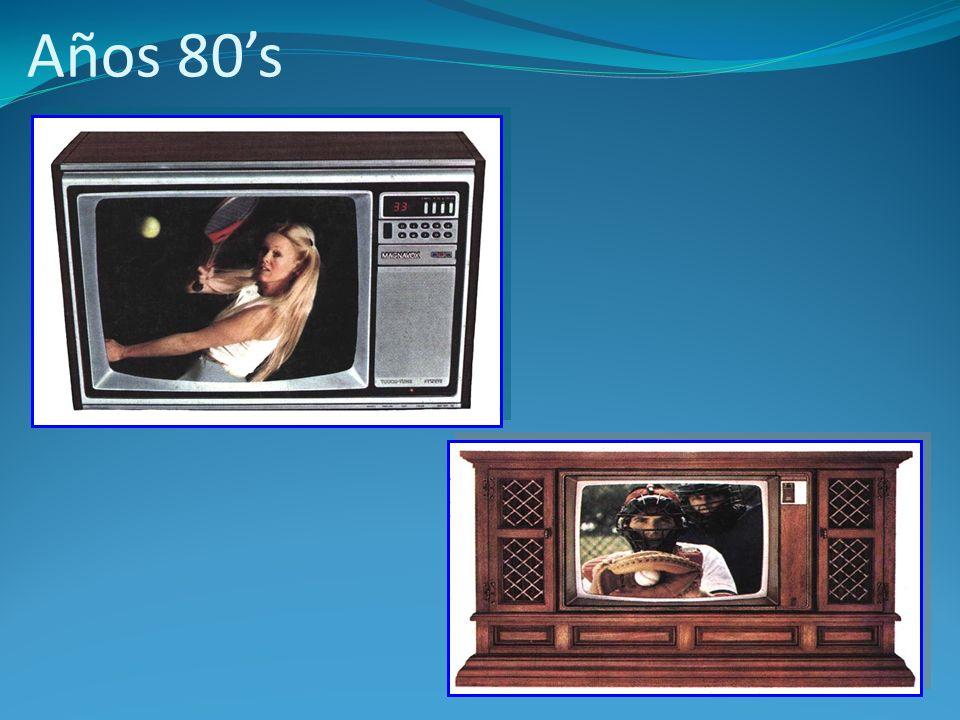 Años 80's