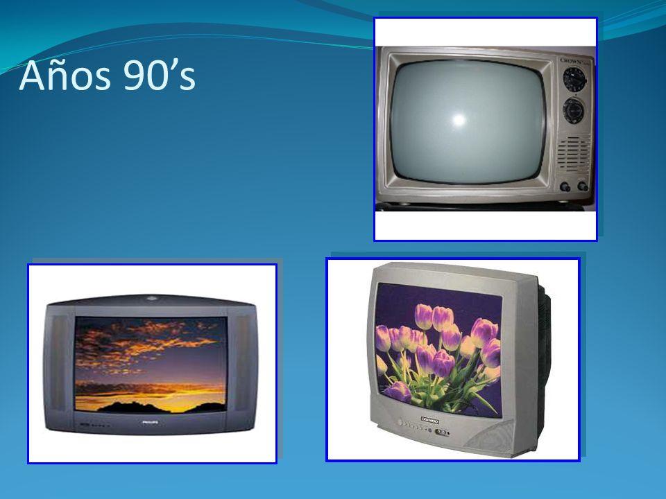 Años 90's