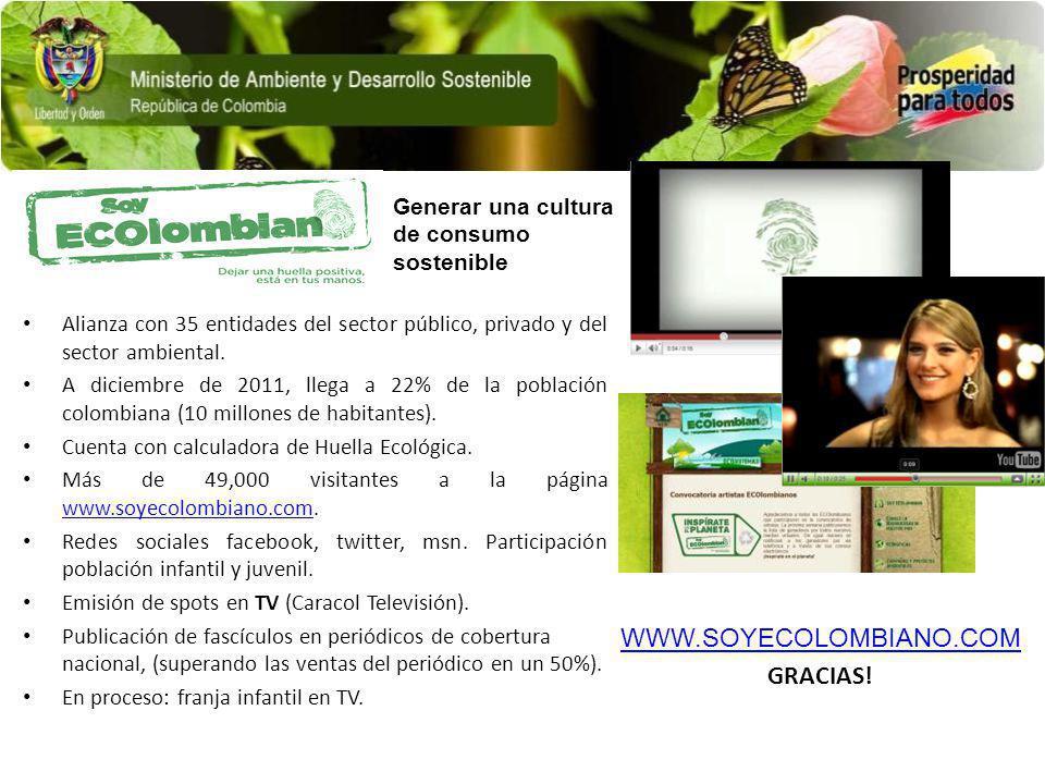 WWW.SOYECOLOMBIANO.COM GRACIAS!