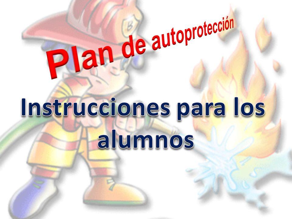 Plan de autoprotección Instrucciones para los
