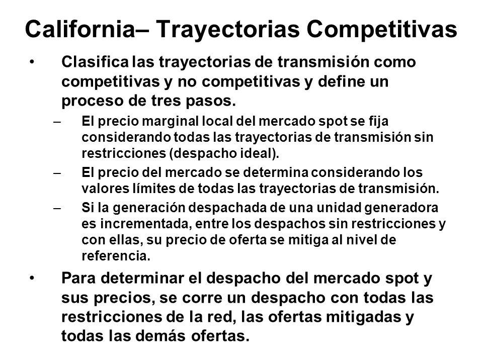 California– Trayectorias Competitivas