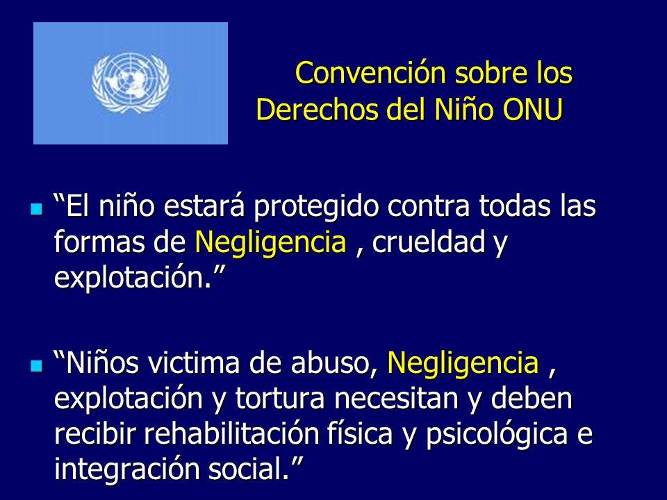 Convención sobre los Derechos del Niño ONU