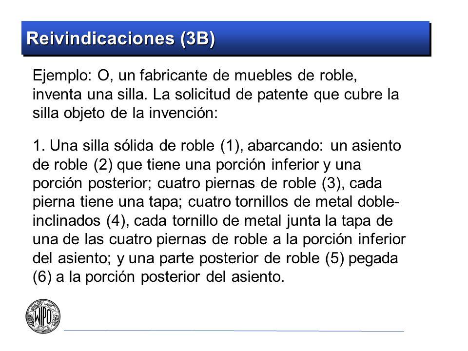 Reivindicaciones (3B)
