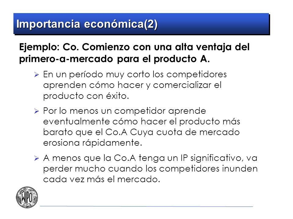 Importancia económica(2)