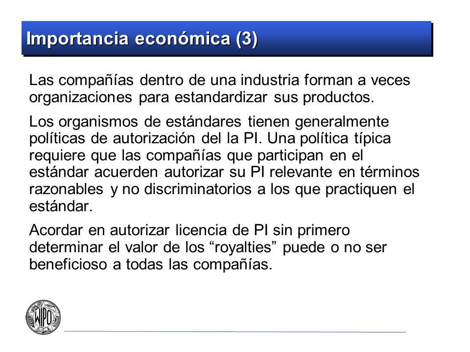 Importancia económica (3)