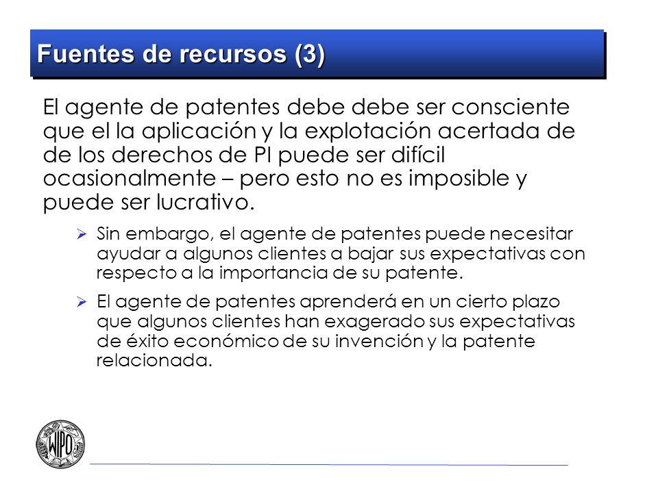 Fuentes de recursos (3)