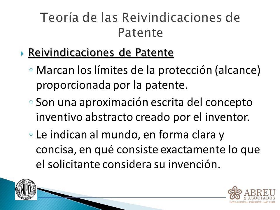 Teoría de las Reivindicaciones de Patente
