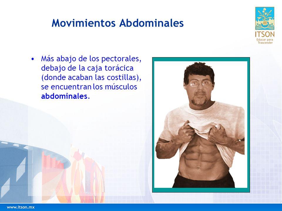 Movimientos Abdominales