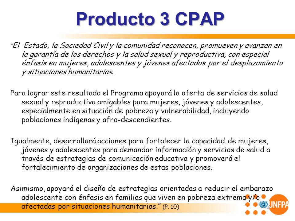 Producto 3 CPAP