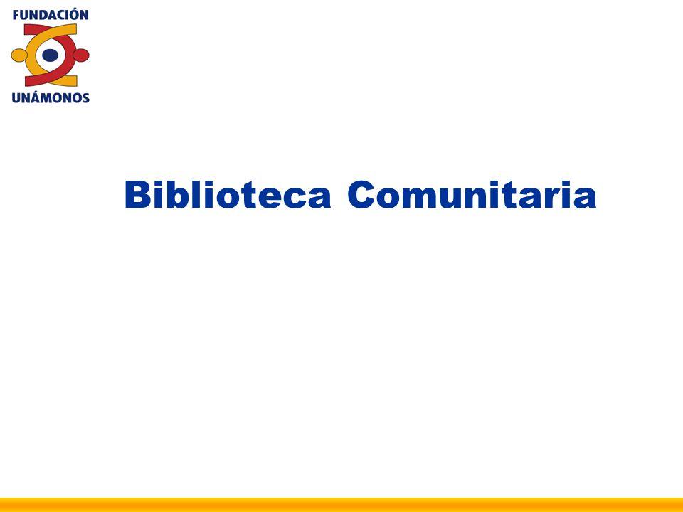 Biblioteca Comunitaria