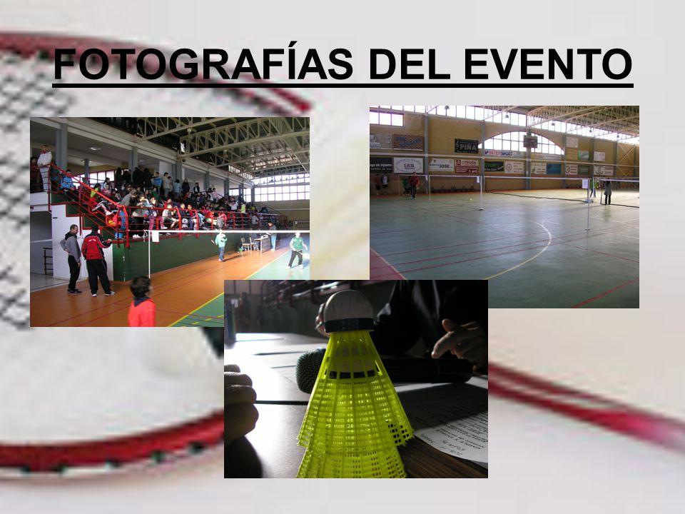FOTOGRAFÍAS DEL EVENTO