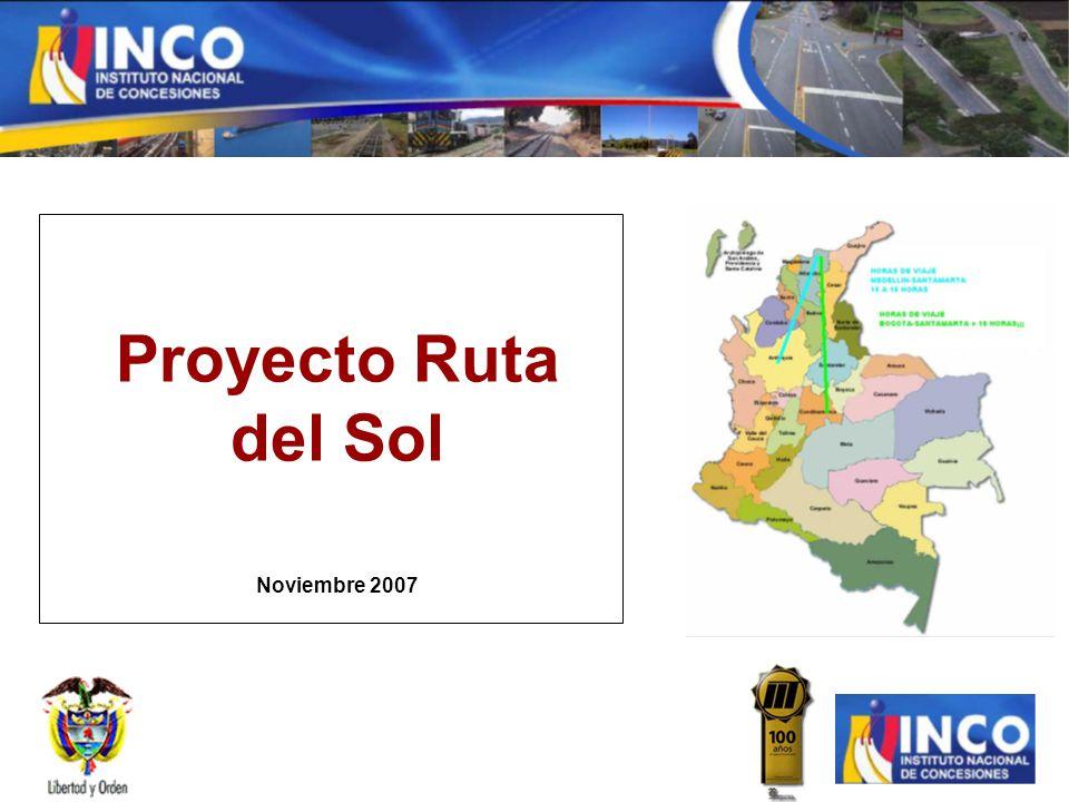 Proyecto Ruta del Sol Noviembre 2007
