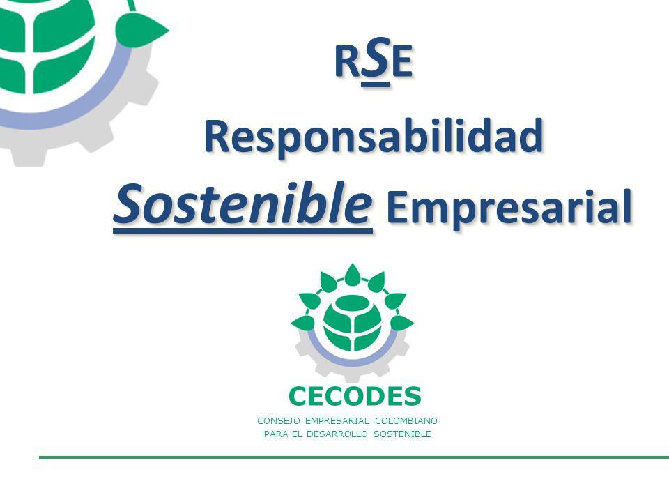 Responsabilidad Sostenible Empresarial