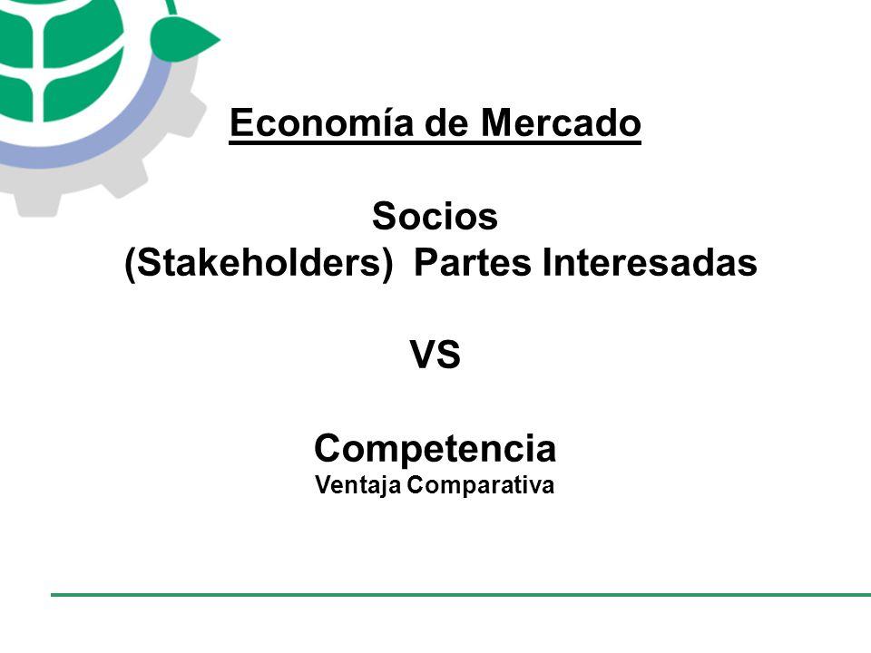 (Stakeholders) Partes Interesadas