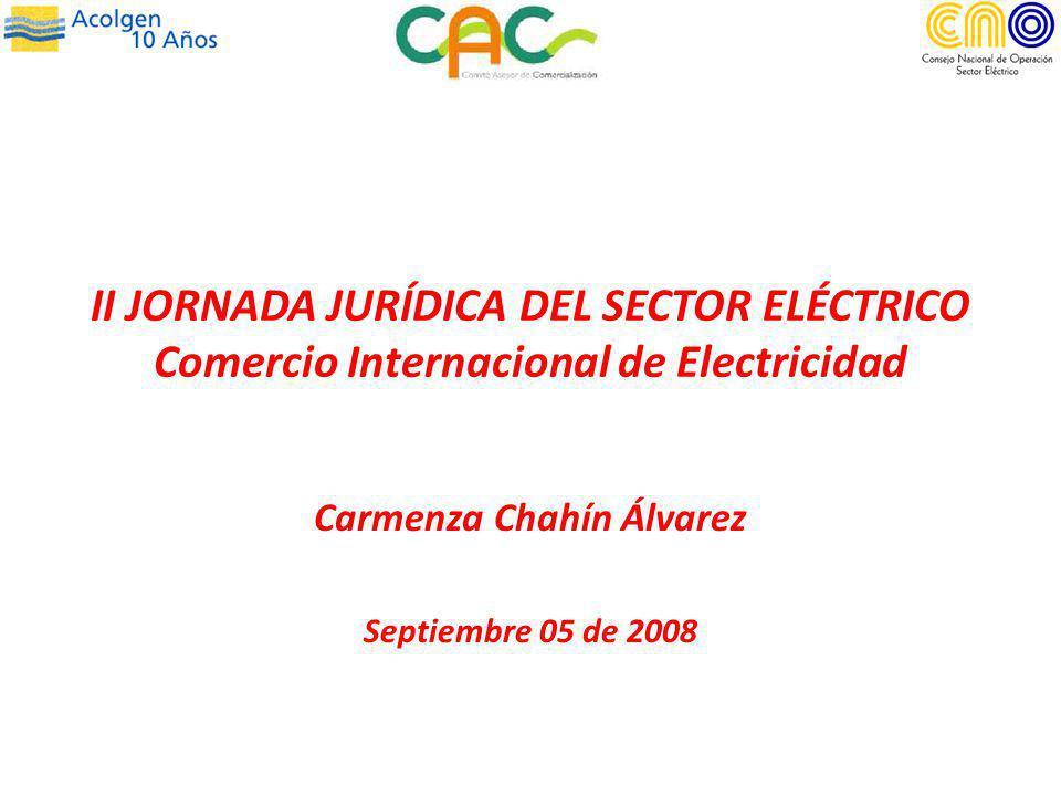Carmenza Chahín Álvarez Septiembre 05 de 2008