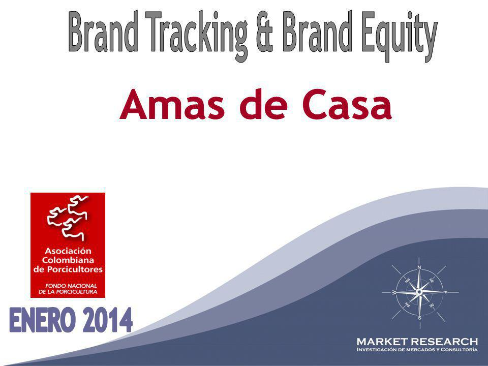 Brand Tracking & Brand Equity