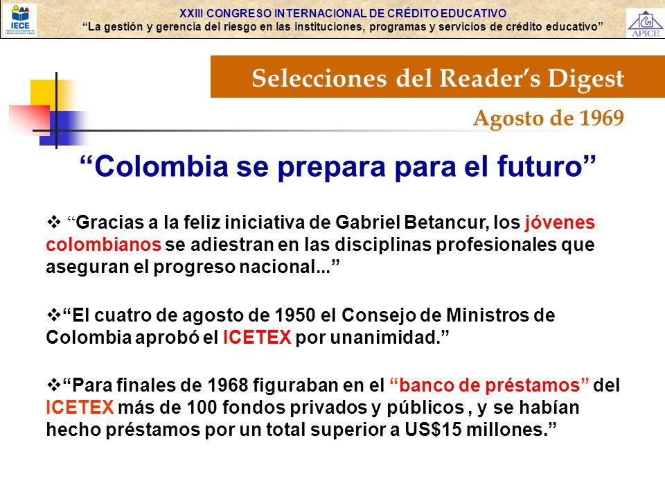 Colombia se prepara para el futuro