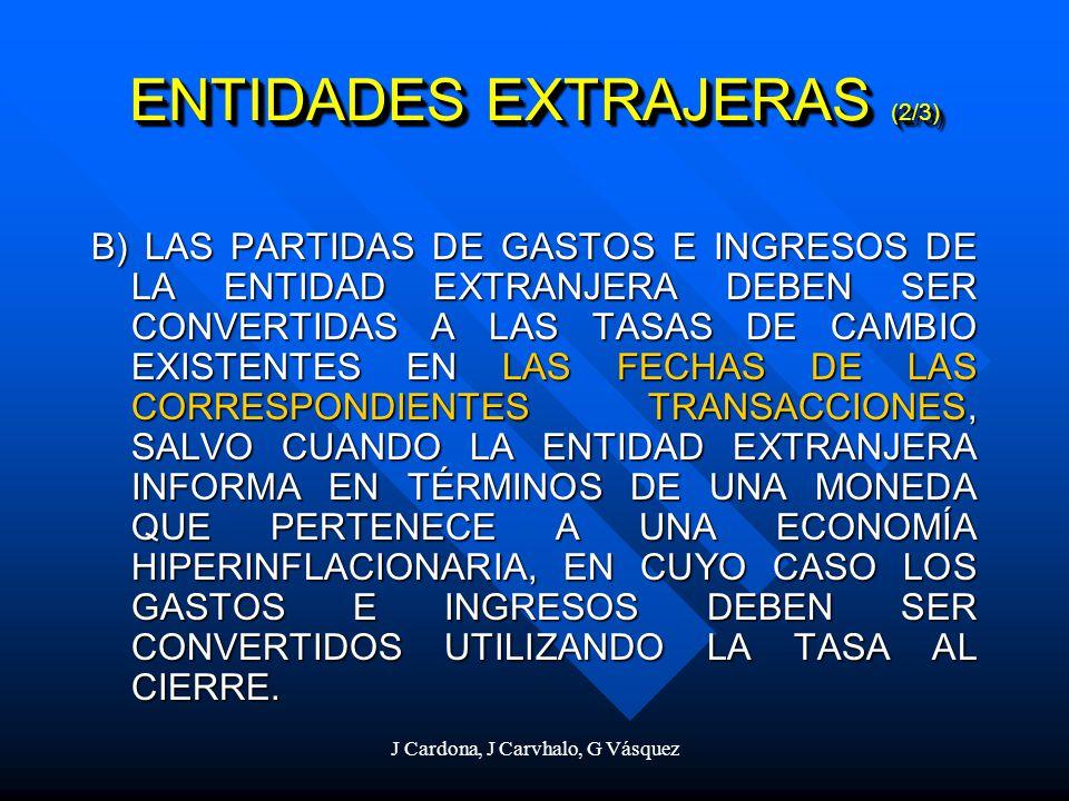 ENTIDADES EXTRAJERAS (2/3)