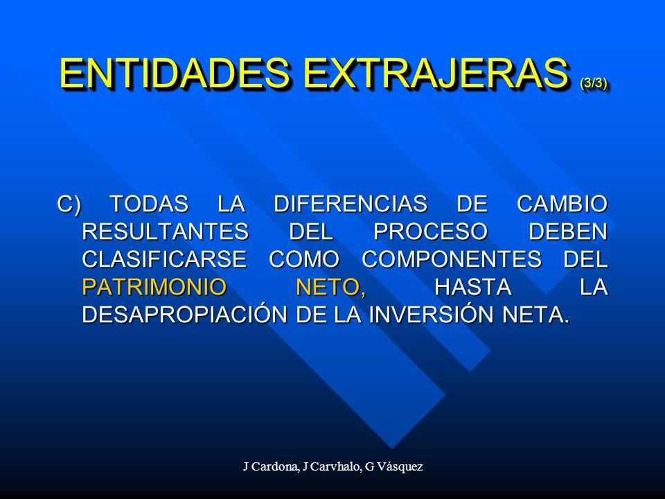 ENTIDADES EXTRAJERAS (3/3)