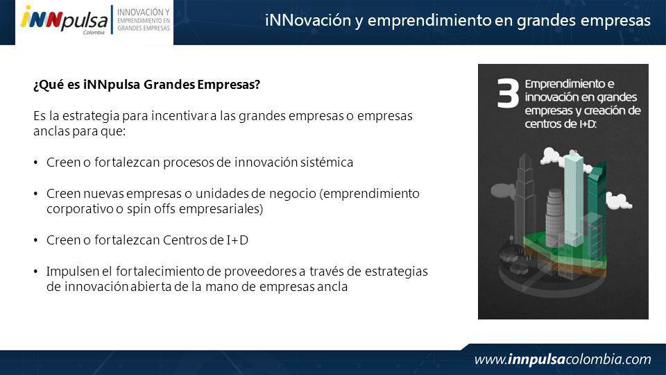 iNNovación y emprendimiento en grandes empresas