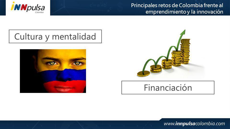Principales retos de Colombia frente al emprendimiento y la innovación
