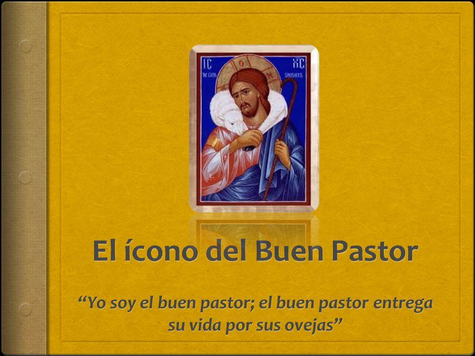 El ícono del Buen Pastor