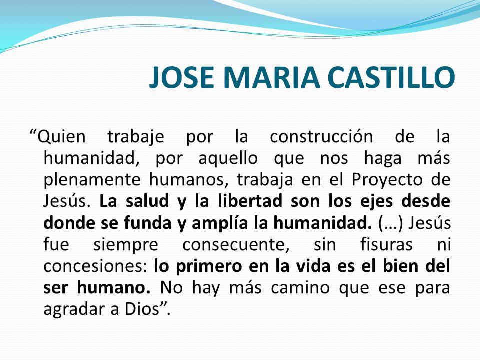 JOSE MARIA CASTILLO