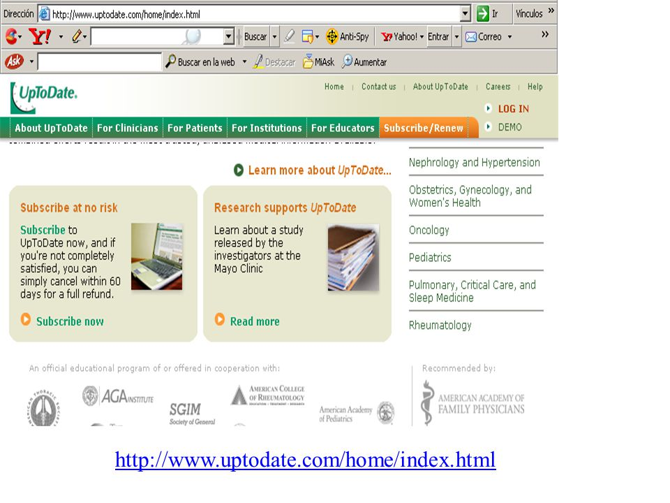 http://www.uptodate.com/home/index.html
