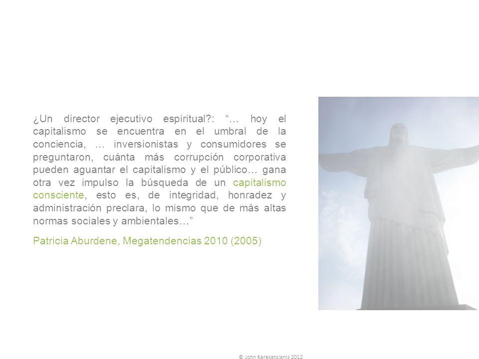 Patricia Aburdene, Megatendencias 2010 (2005)