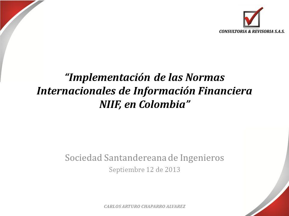 Sociedad Santandereana de Ingenieros Septiembre 12 de 2013