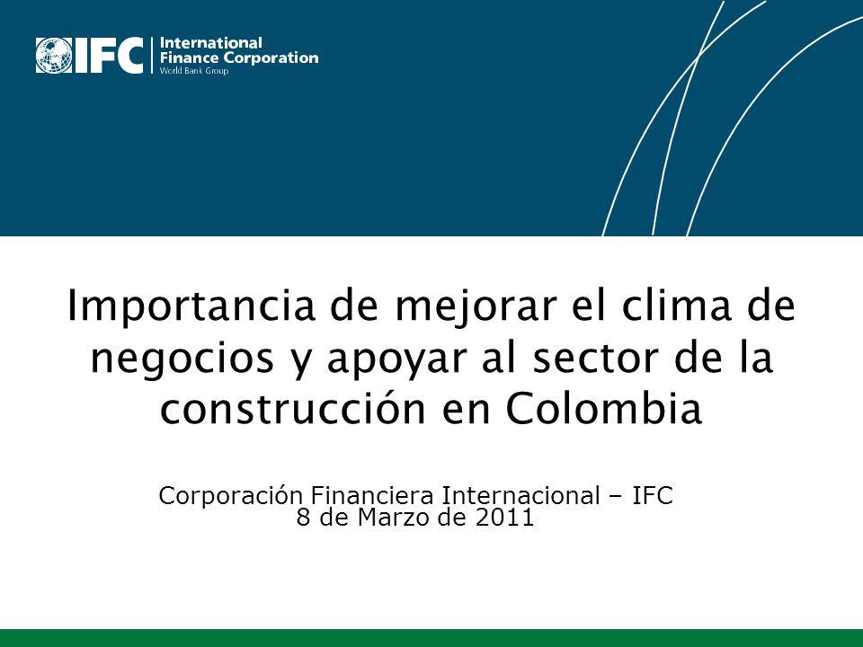 Corporación Financiera Internacional – IFC