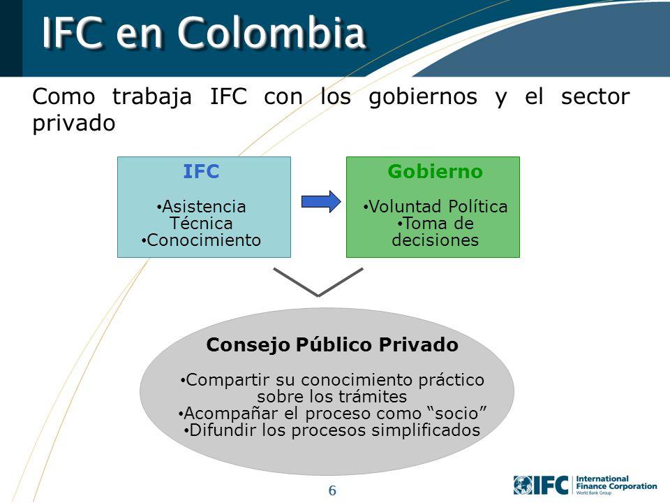 Consejo Público Privado