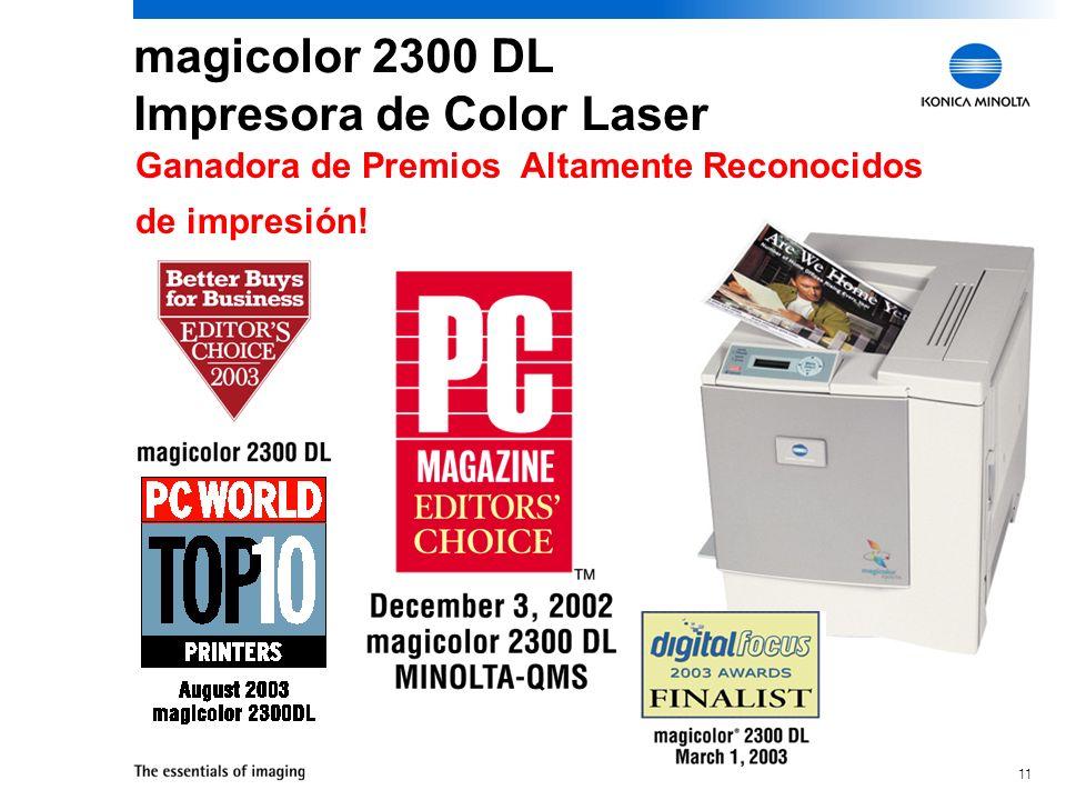 magicolor 2300 DL Impresora de Color Laser