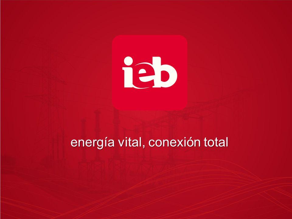 energía vital, conexión total