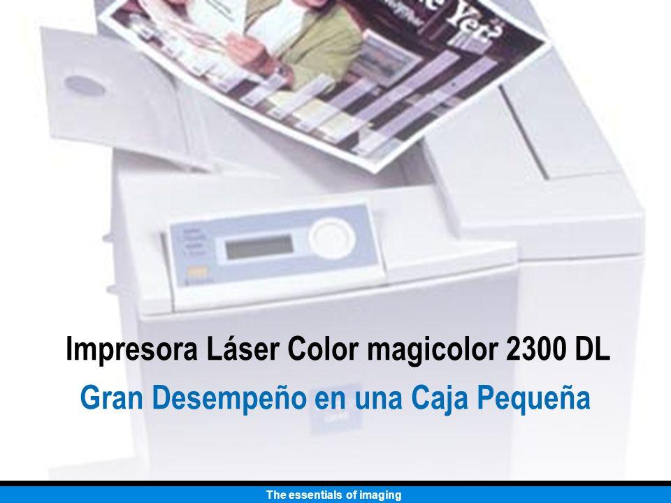 Impresora Láser Color magicolor 2300 DL
