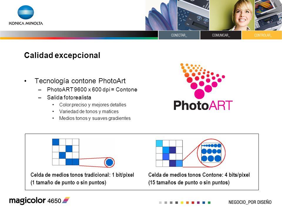 Calidad excepcional Tecnología contone PhotoArt