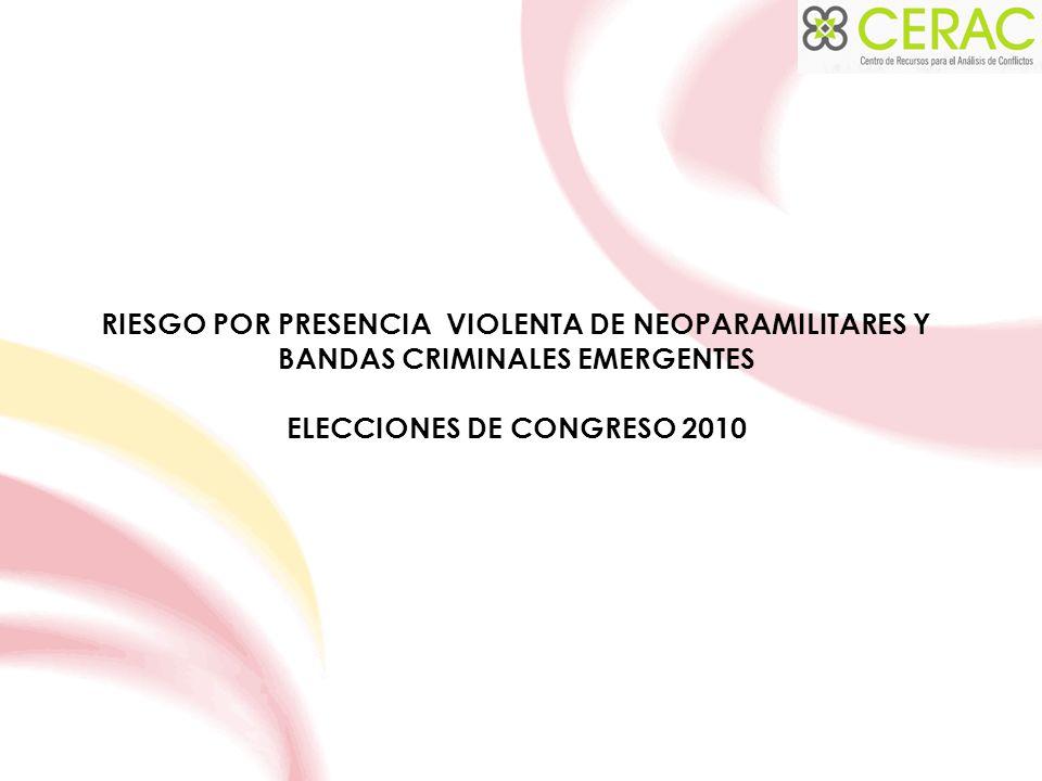ELECCIONES DE CONGRESO 2010