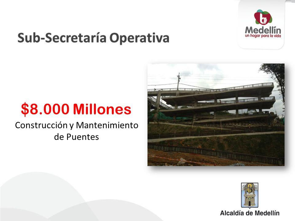 Construcción y Mantenimiento de Puentes